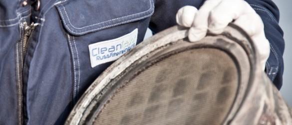 Dieselpartikelfilter für Offroad-Anwendung