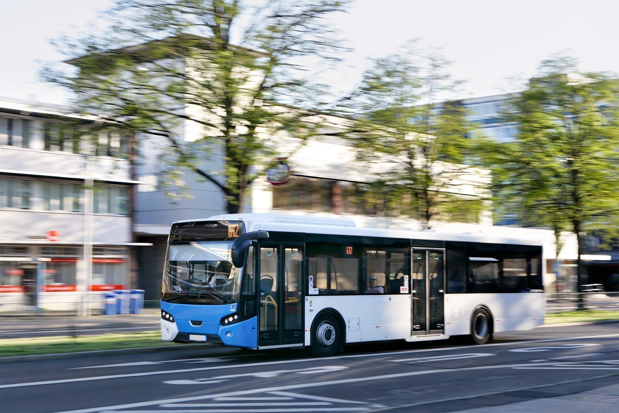 Partikelfilter Reinigung für Busse/Linienbusse | Cleantaxx GmbH