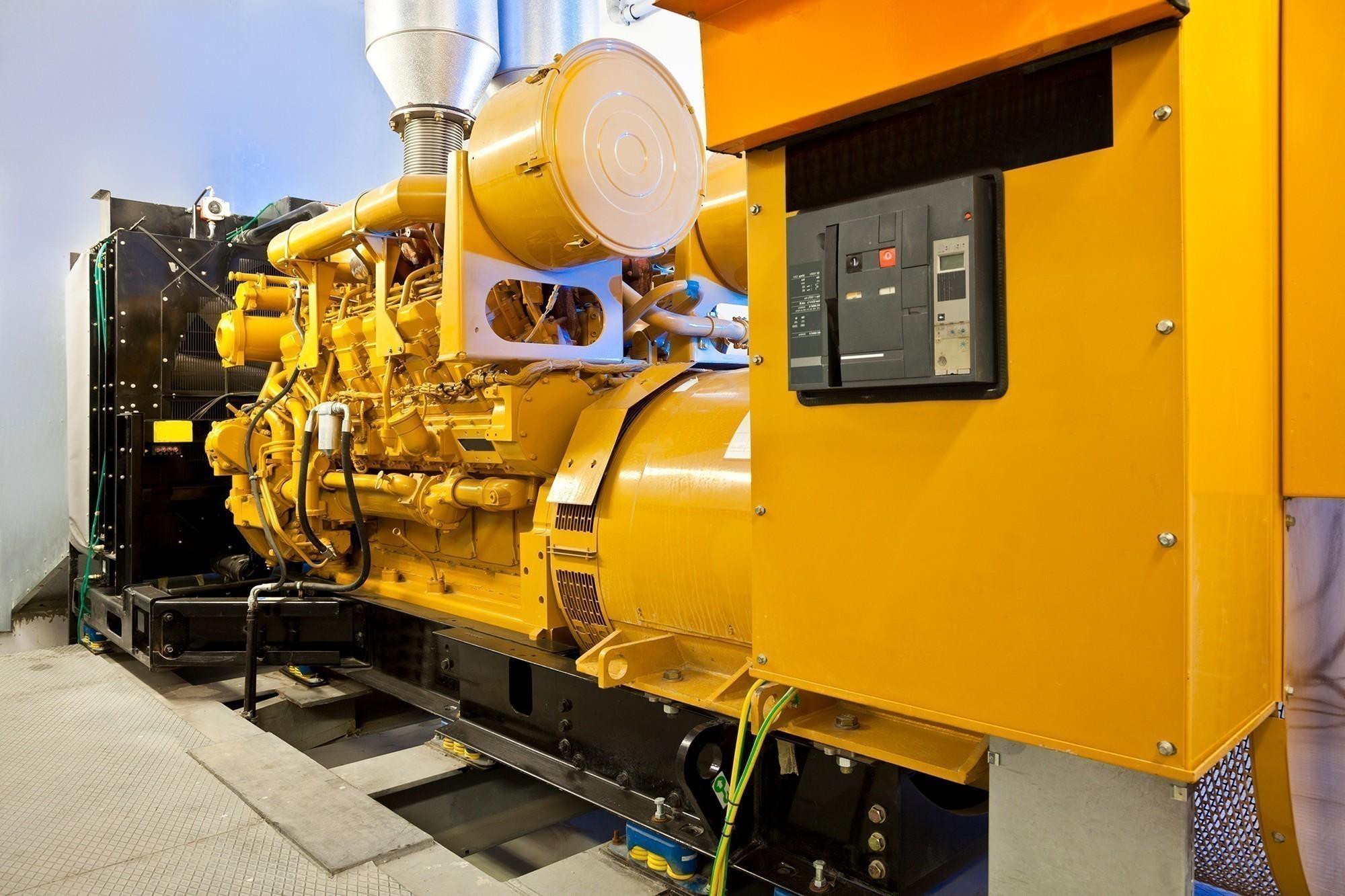 Rußpartikelfilter Reinigung Stromerzeuger | Cleantaxx GmbH
