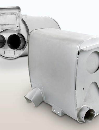 Katalysator EURO-5 MAN TGA/TGL