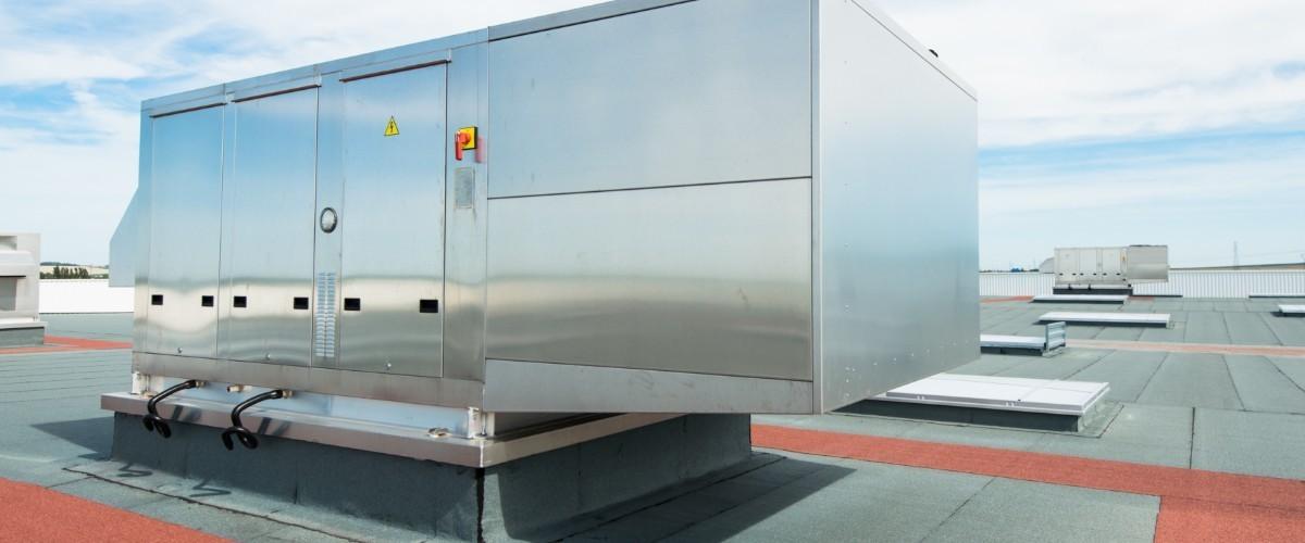 Reinigung der Lamellen von Heiz- und Kühlregistern und Wärmerädern