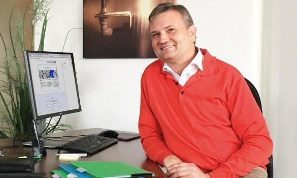 Frank Feige - Vertrieb für Industriereinigung