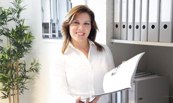 Maria Noraman - Assistenz der Geschäftsführung