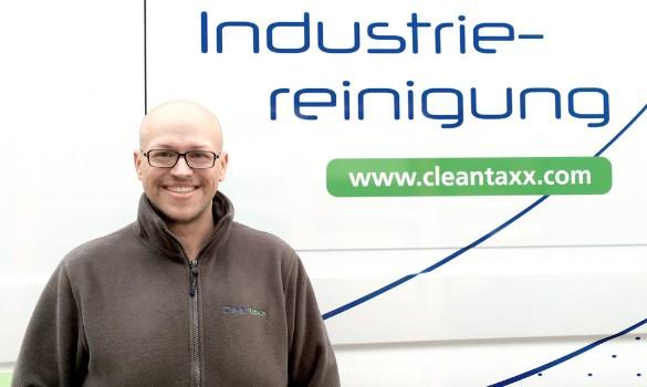 Pawel Turulski - Servicetechniker für Industriereinigung