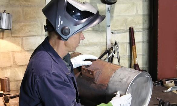 Reinhold Schenk - Stellvertretender Werkstattleiter für Rußfilterreinigung