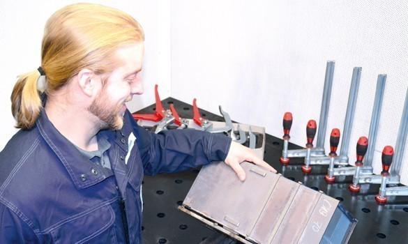 Steven Jürgenliemk - Werkstattmitarbeiter für Rußfilterreinigung