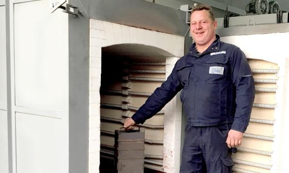 Waldemar Breda - Werkstattmitarbeiter für Rußfilterreinigung