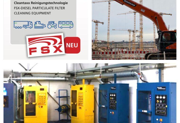 Cleantaxx ist FSX-Partner für Deutschland, Tschechien und die Slowakei | Cleantaxx GmbH