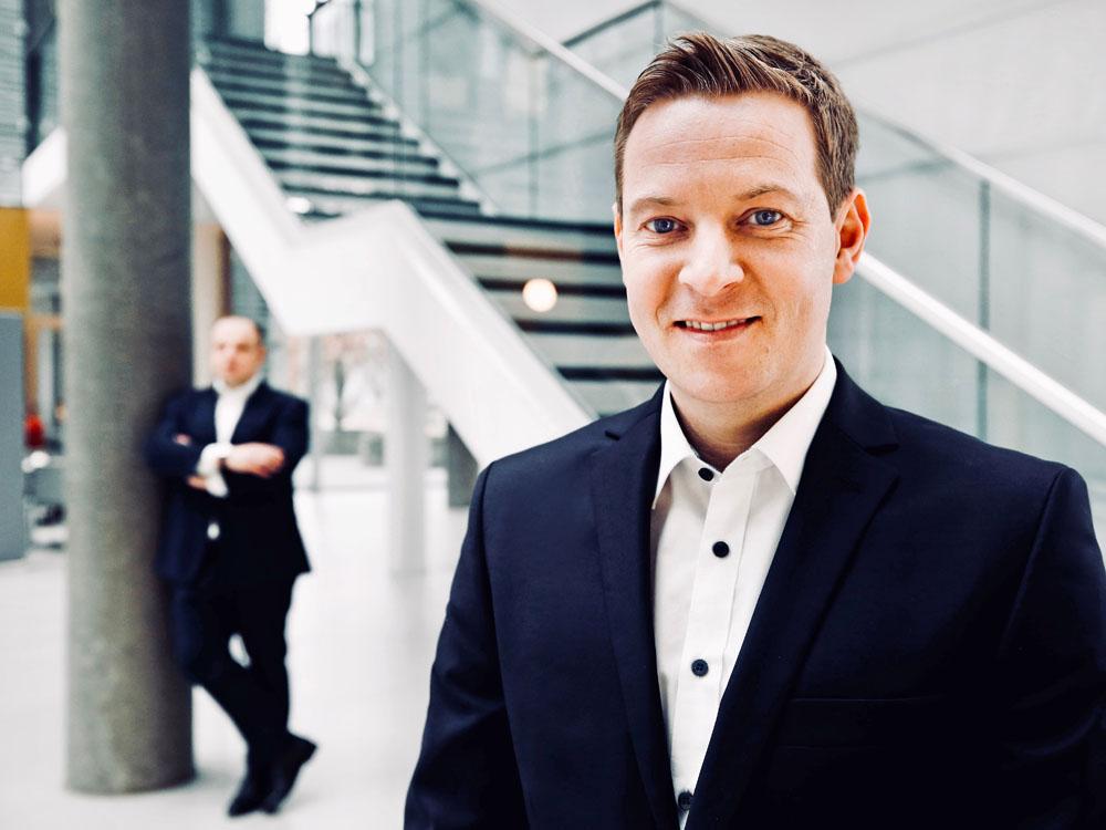 Benjamin Kleemann   Geschäftsführer Cleantaxx GmbH